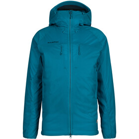 Mammut Rime IN Flex Hooded Jacket Men sapphire